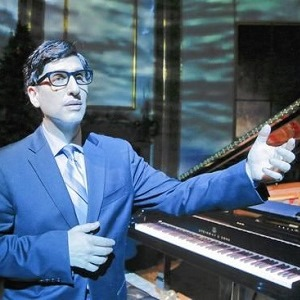 Performance & Discussion: Hershey Felder as Irving Berlin