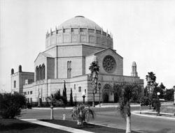 Jewish Mid Wilshire Tour including Wilshire Boulevard Temple