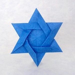 Fun in the Sperber: Jewish Origami workshop