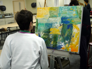 Acrylic Painting Wednesday