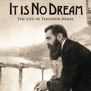 Movie Matinees at the Sperber:  It is no Dream: Theodore Herzl