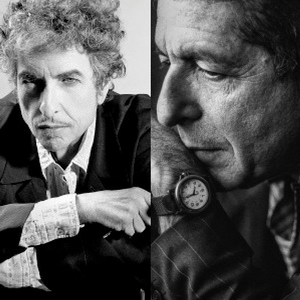 Biblical Images in Bob Dylan & Leonard Cohen