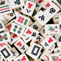 Winning Strategies for the Intermediate Mah-Jongg Player