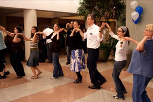 Open Israeli Dance 4/26