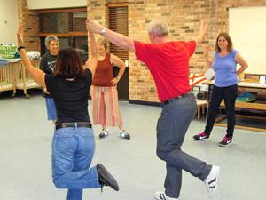 Israeli Folk Dance - Intermediate/Advanced
