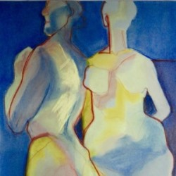 Right Brain Figure Drawing with Live Models