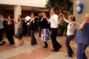 Open Israeli Dance 8/30