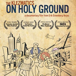 Movie Matinees at the Sperber: Klezmatics: On Holy Ground