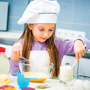 Cooking with Culinary Kids Academy - Hanukkah