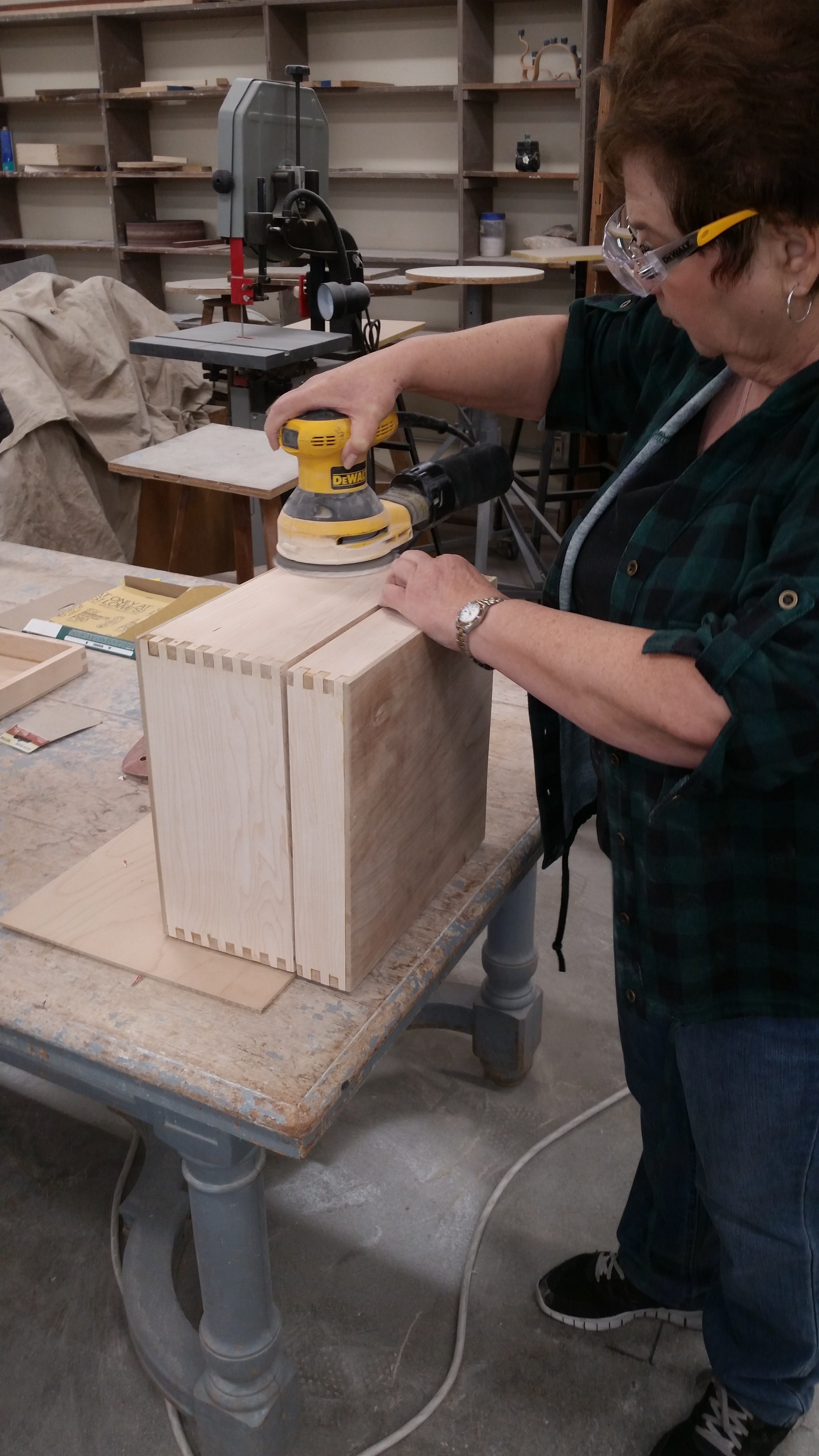Woodworking: Memory Boxes