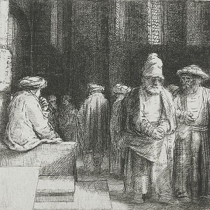 Rembrandt's Jews: A History of the Jews of Holland to 1945