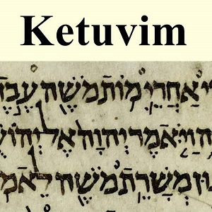 Ketuvim - The Writings