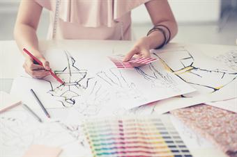 Darien Arts Center Introduction To Fashion Design Online Registration